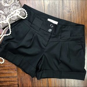 White House Black Market Dress Shorts